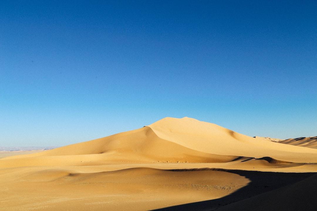 Dubai sand buggy experience