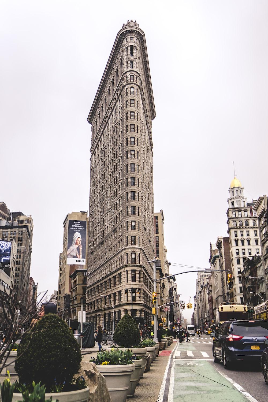flatiron building, Newyork