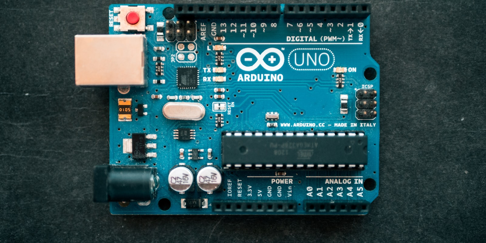 Workcamp on Arduino