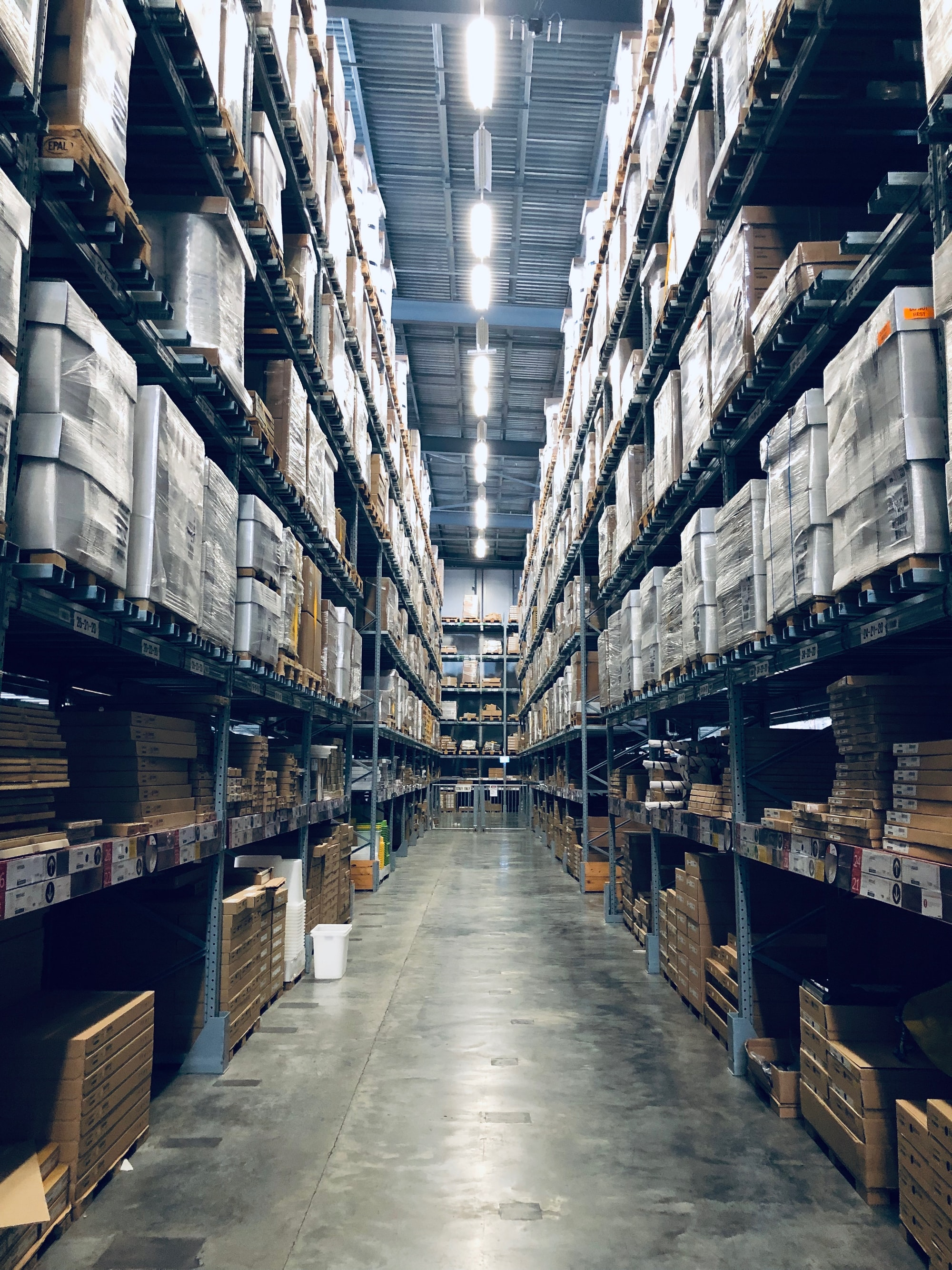 Agile warehousing