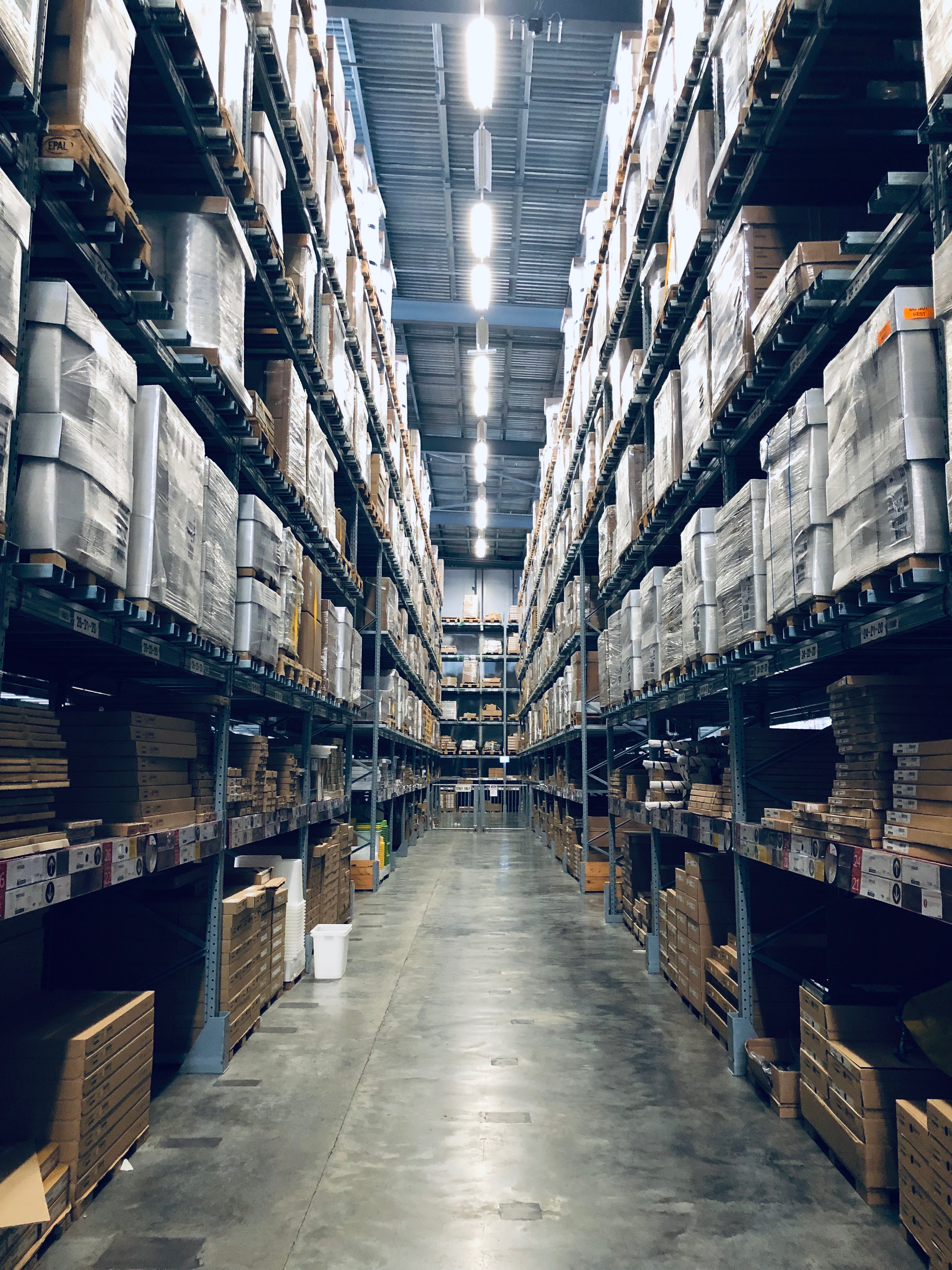 Companies Turning to Warehouse Visibility Systems
