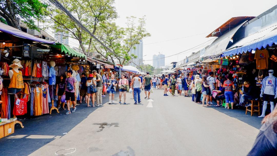 JJ Market (Chatuchak)