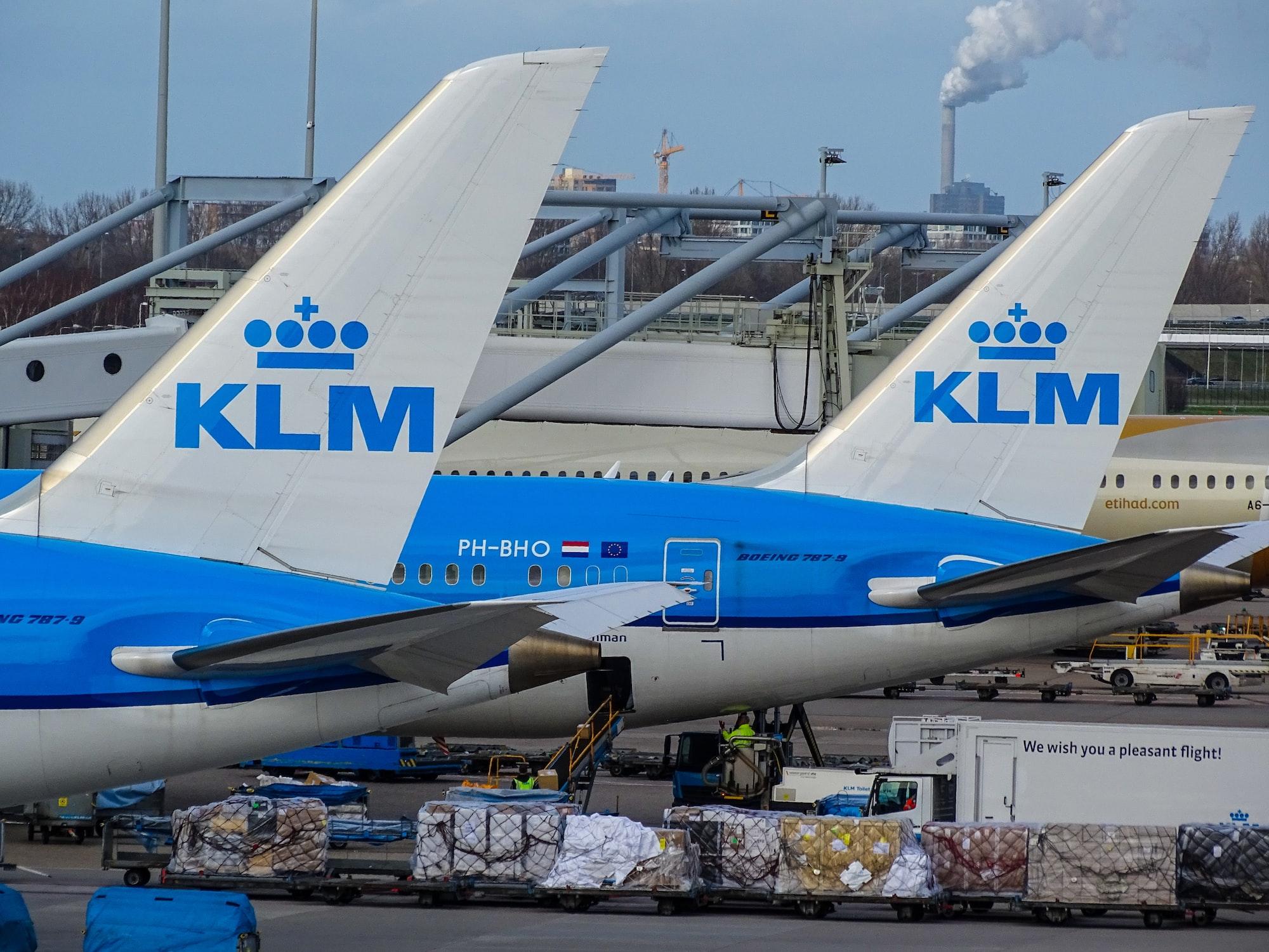 KLM's loyaliteitsprogramma onder de loep