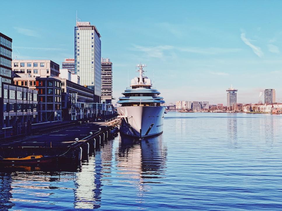 Cruise in Amsterdam