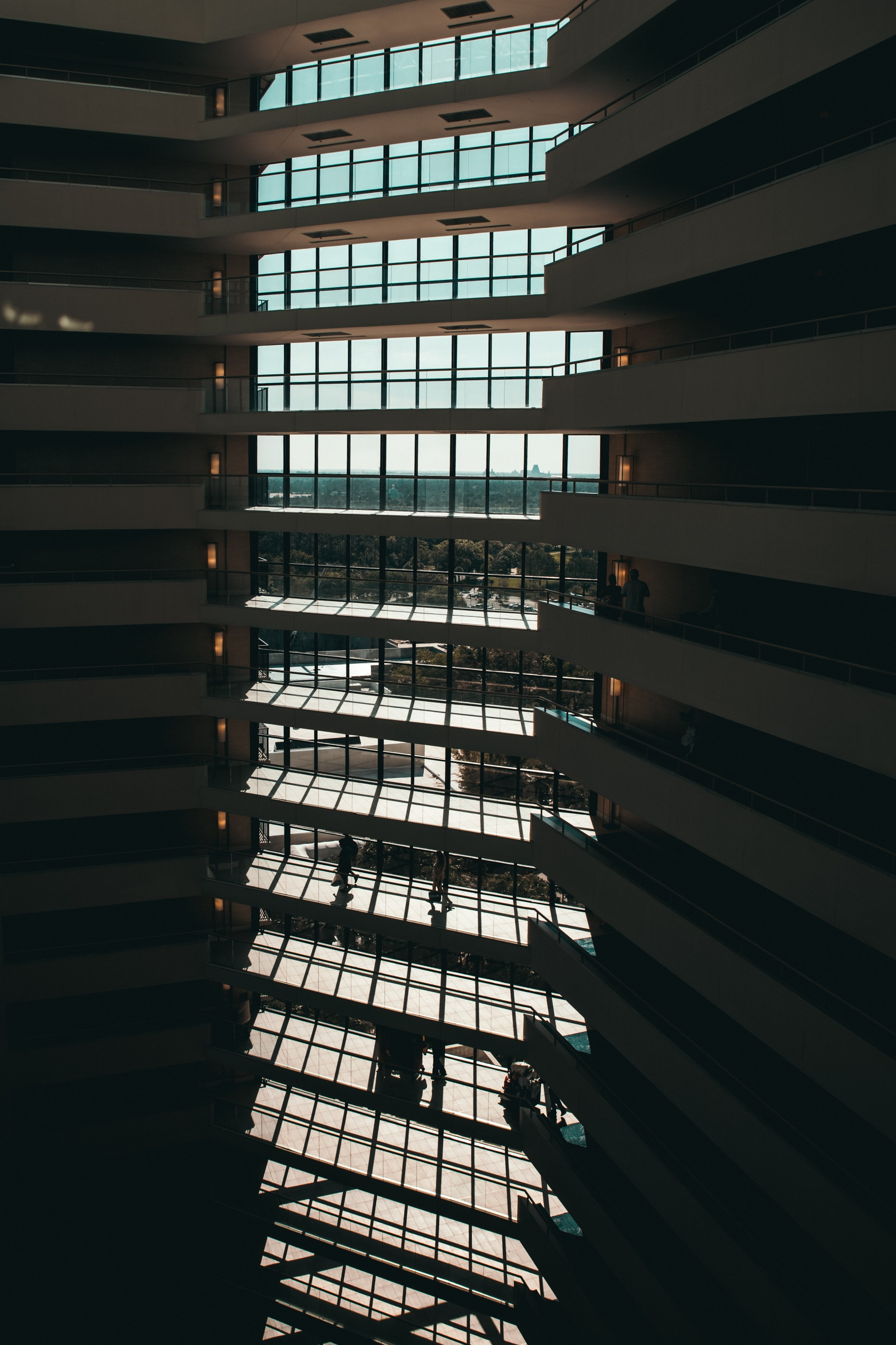 architectural photography of building during daytime