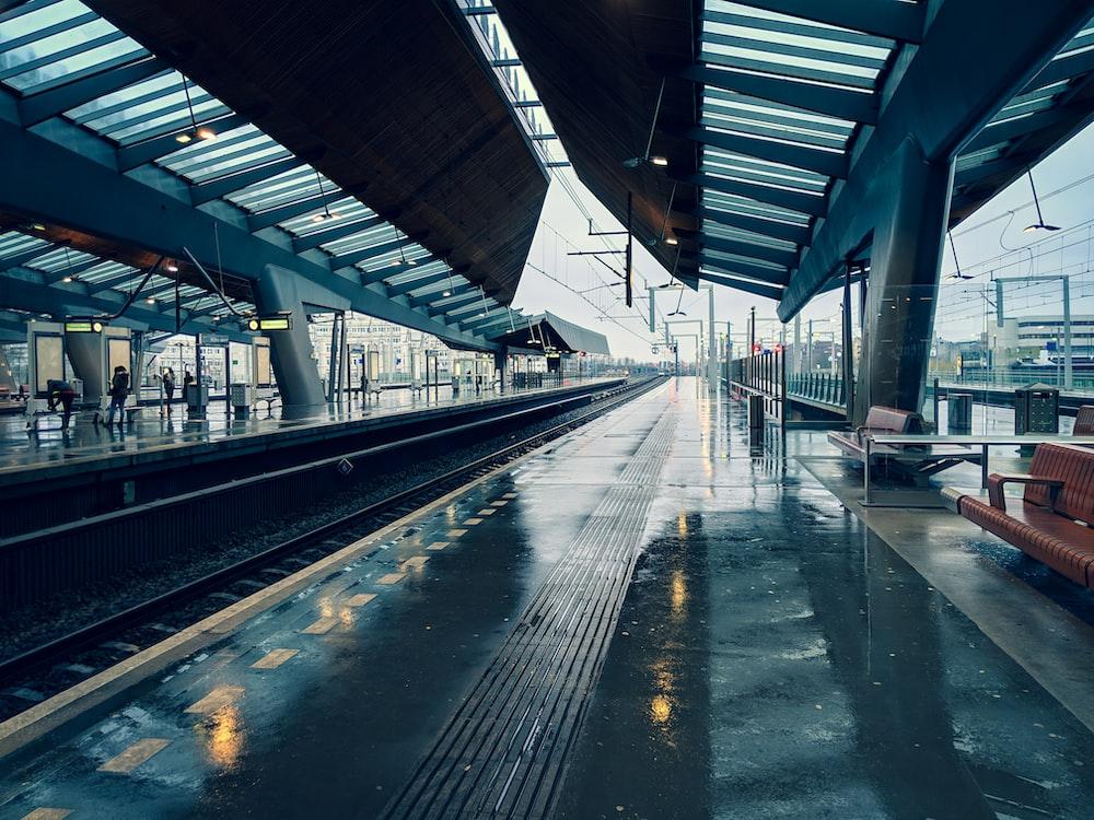 subway during daytime