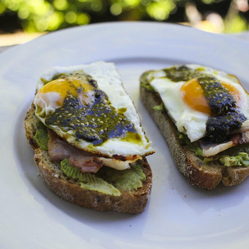Famous Egg Sandwich That Present On Instagram
