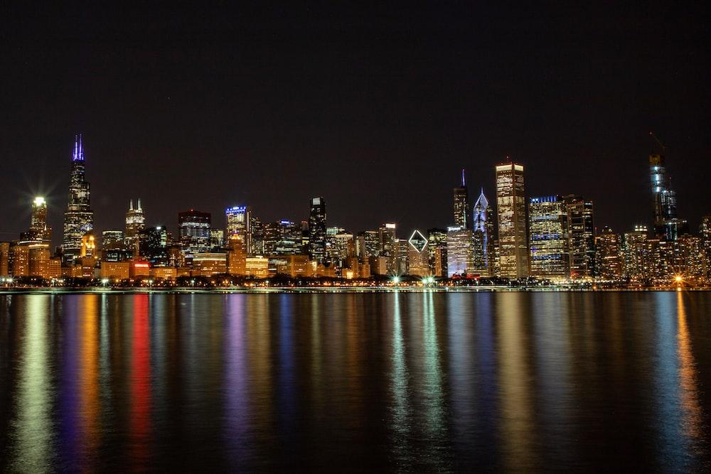 landscape photography of cityscape