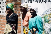 Grandmothers against HIV in Zimbabwe