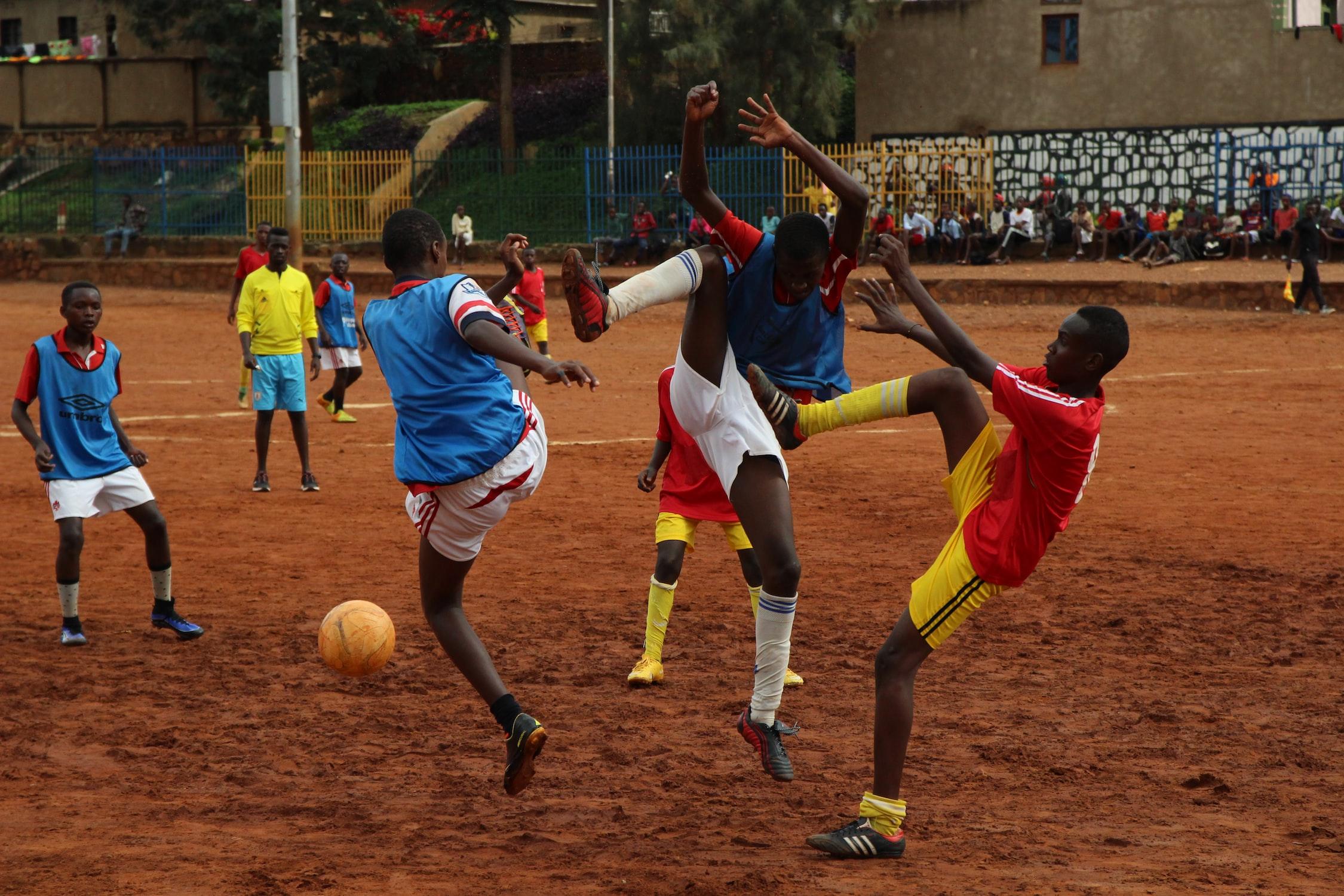 Balance, balancetræning og kropsbeherskelse i fodbold