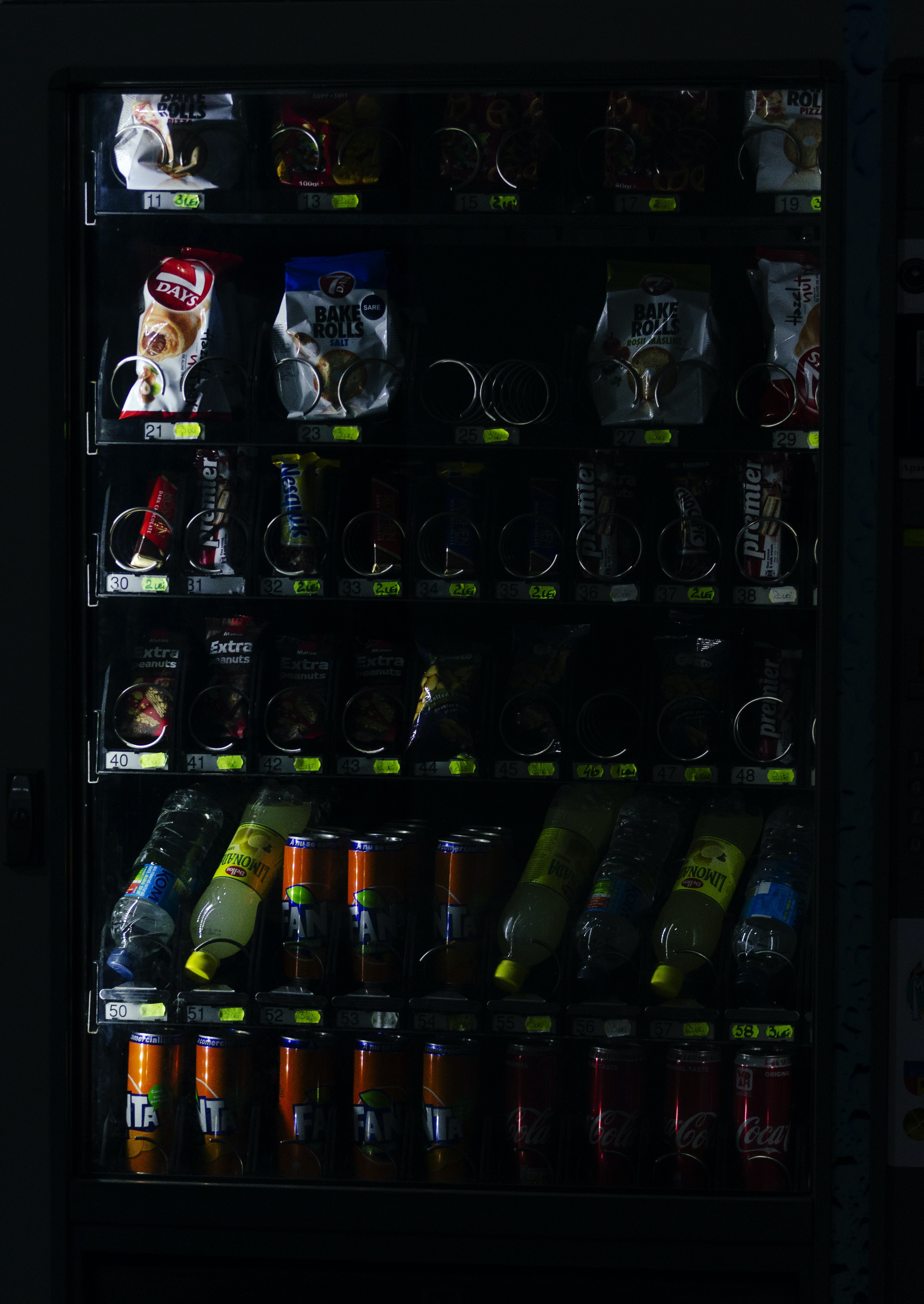 photograph about Free Printable Soda Machine Labels known as Vending Unit Images Obtain Absolutely free Shots upon Unsplash