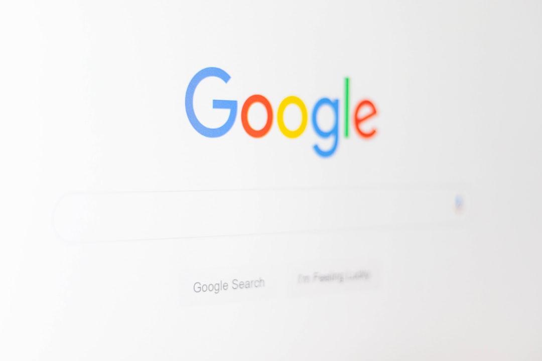 Website's Google Ranking