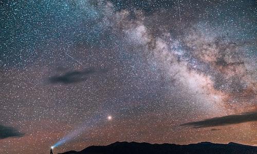astronomy pickup line