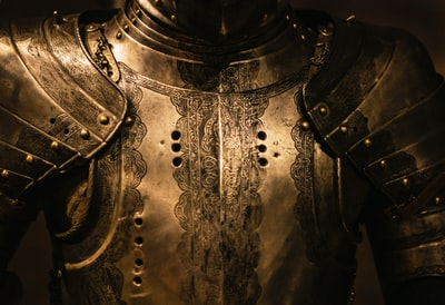 Therefore put on the full armor of God, so that when the day of evil comes, you may be able to stand your ground, and after you have done everything, to stand. Stand firm then, with the belt of truth buckled around your waist, with the breastplate of righteousness in place, and with your feet fitted with the readiness that comes from the gospel of peace. In addition to all this, take up the shield of faith, with which you can extinguish all the flaming arrows of the evil one. Take the helmet of salvation and the sword of the Spirit, which is the word of God.
