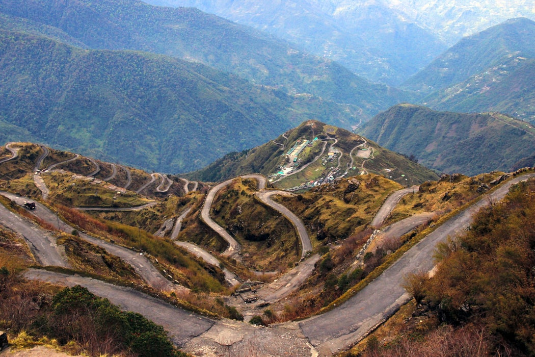 Zuluk for serenity, Sikkimj