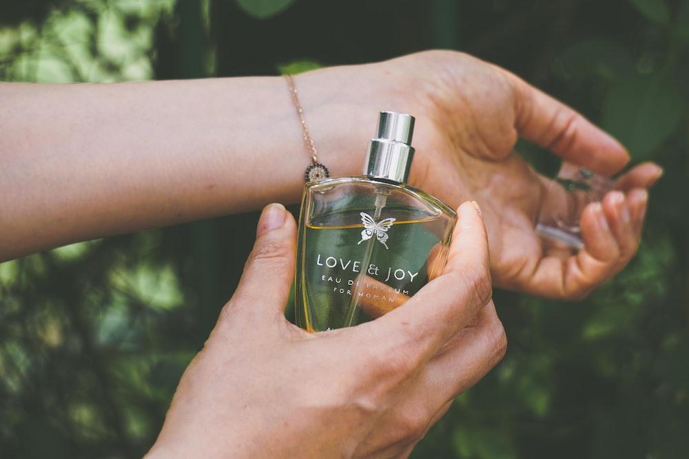 Lover Boy fragrance bottle