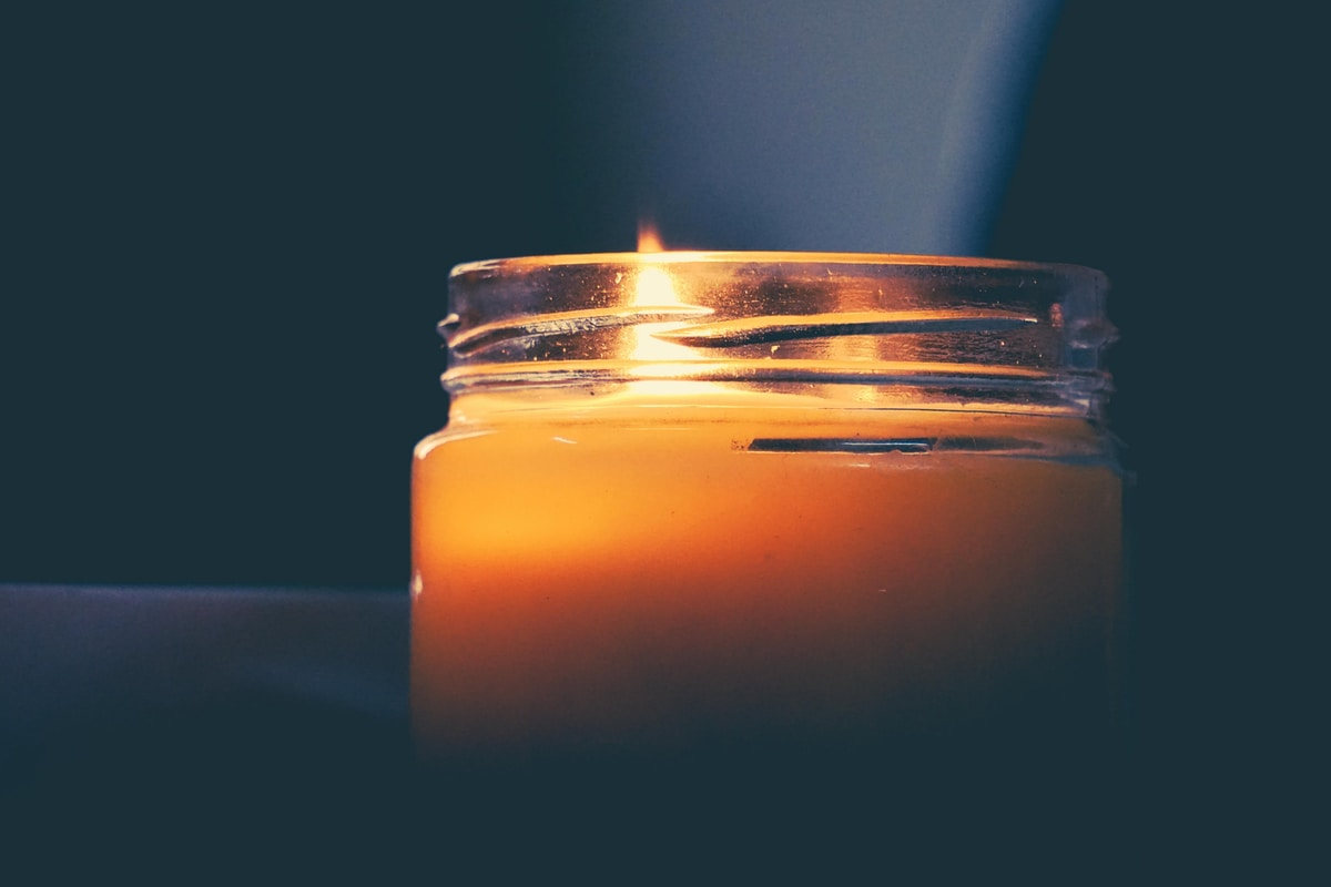 Scented Candles can help you get rid of bad odors.