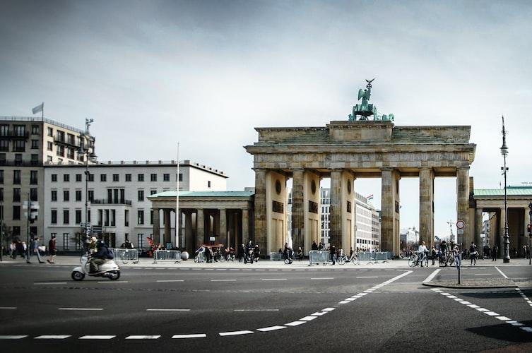 Brandenburg Gate, Berlin, Iconic Landmarks in Europe