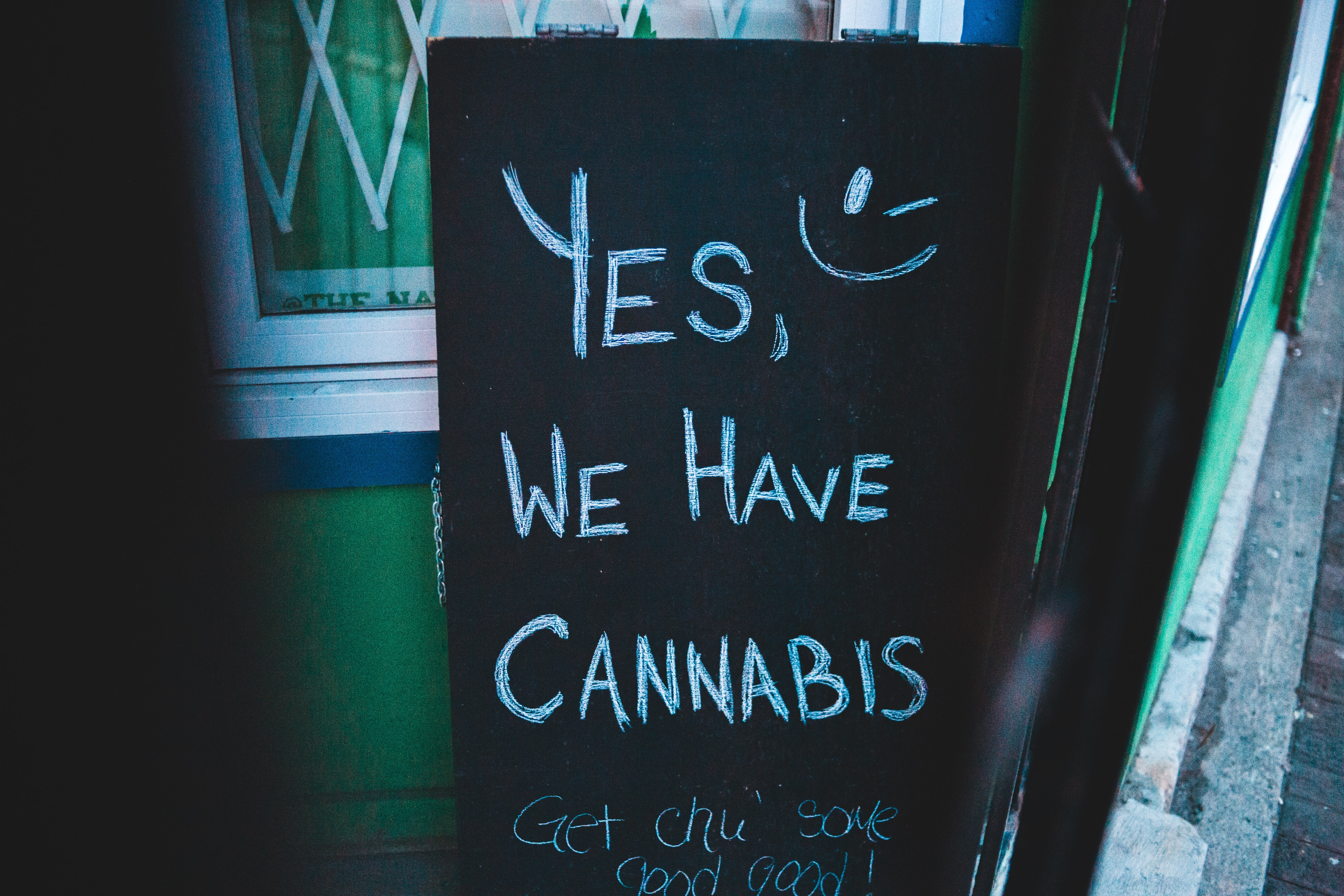 Yes we have cannabis text