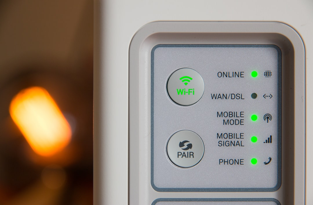 WiFi Router Setup