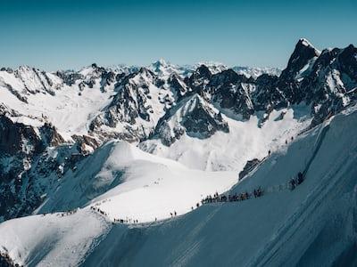 Actividades en los Alpes suizos