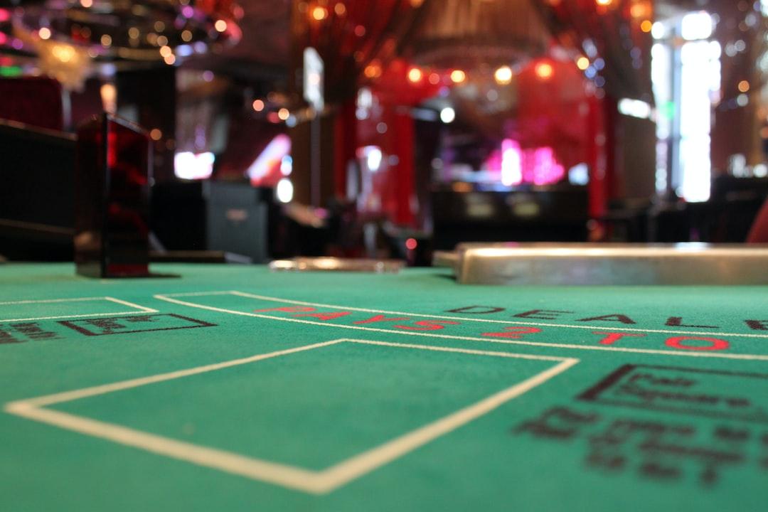 Les jeux d'argent prennent chaire à Bordeaux