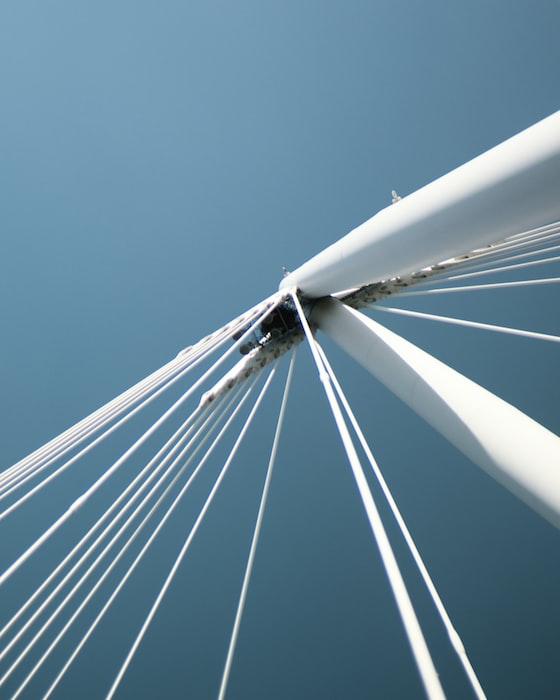 Bridge in London, UK