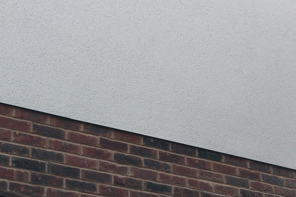 brown brick during daytime