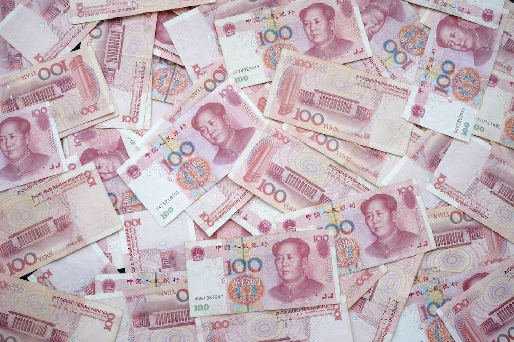 100 Yuan banknote