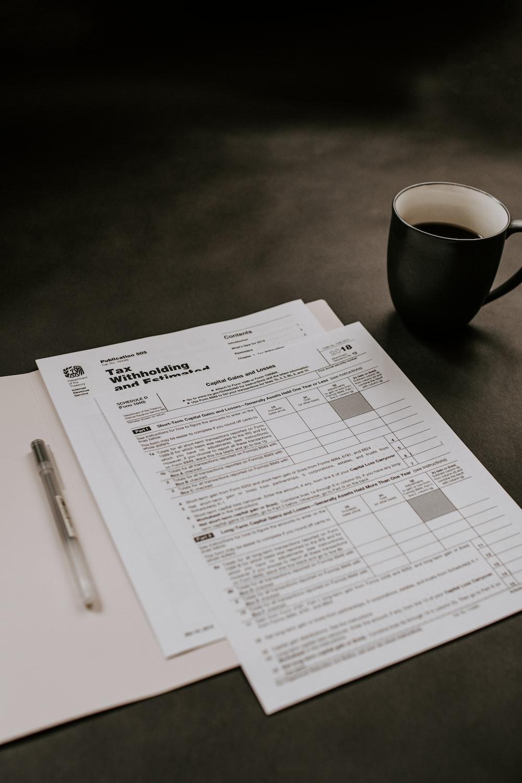 Harbor inc. case - paperwork