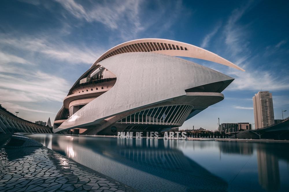 palau de les arts building