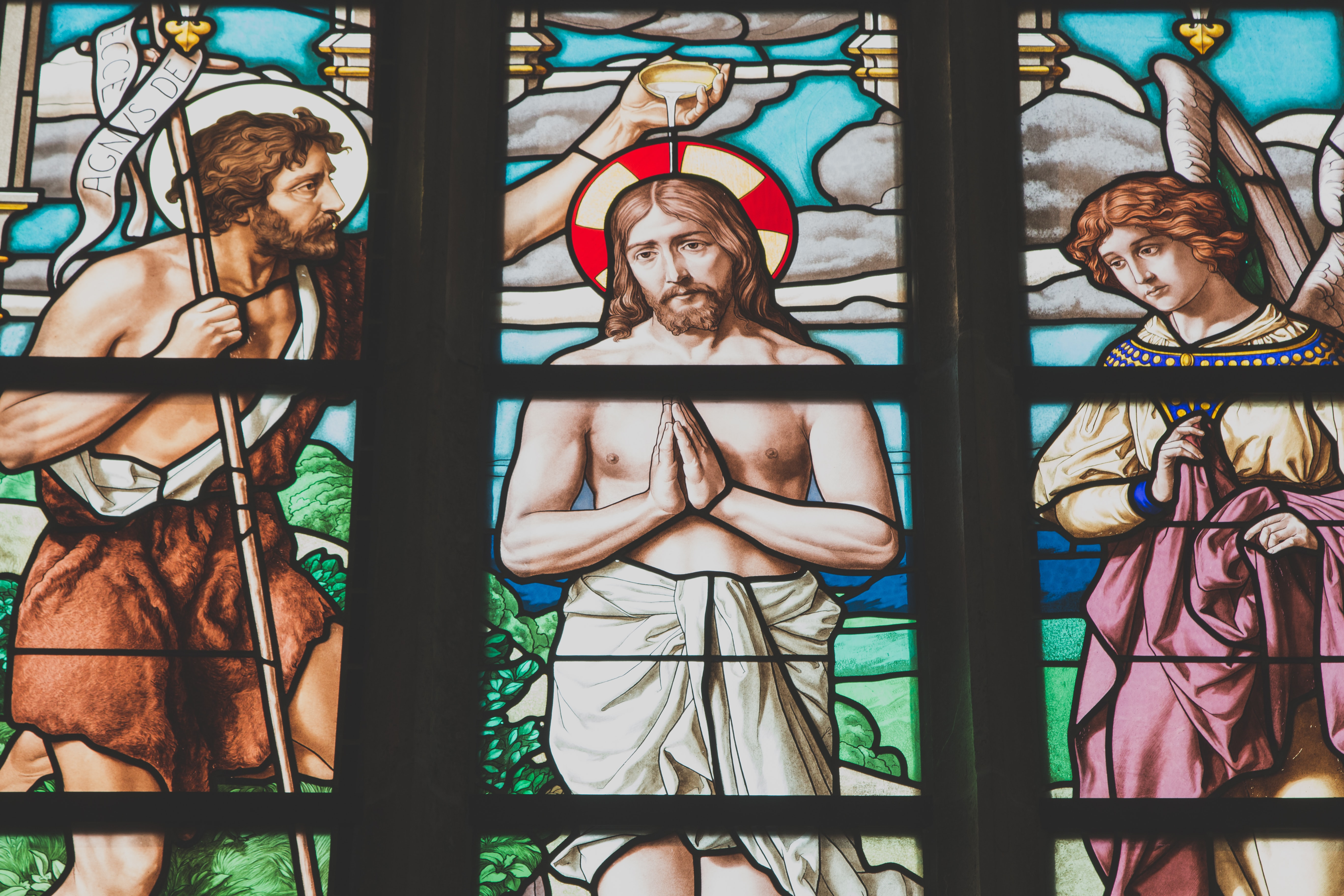 religious stained glass