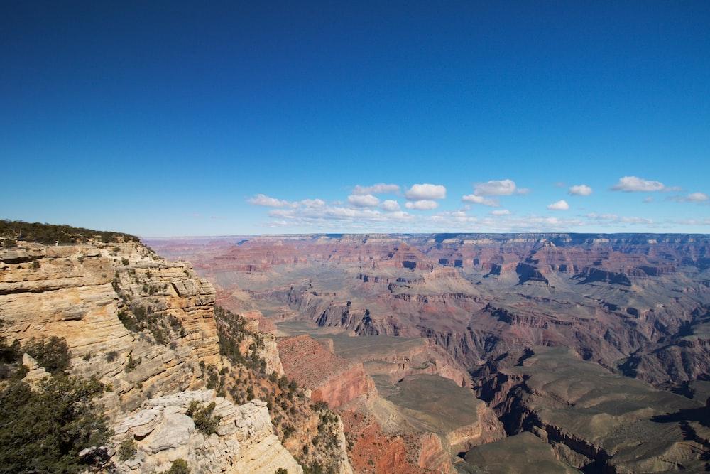 Grand Canyon during daytime