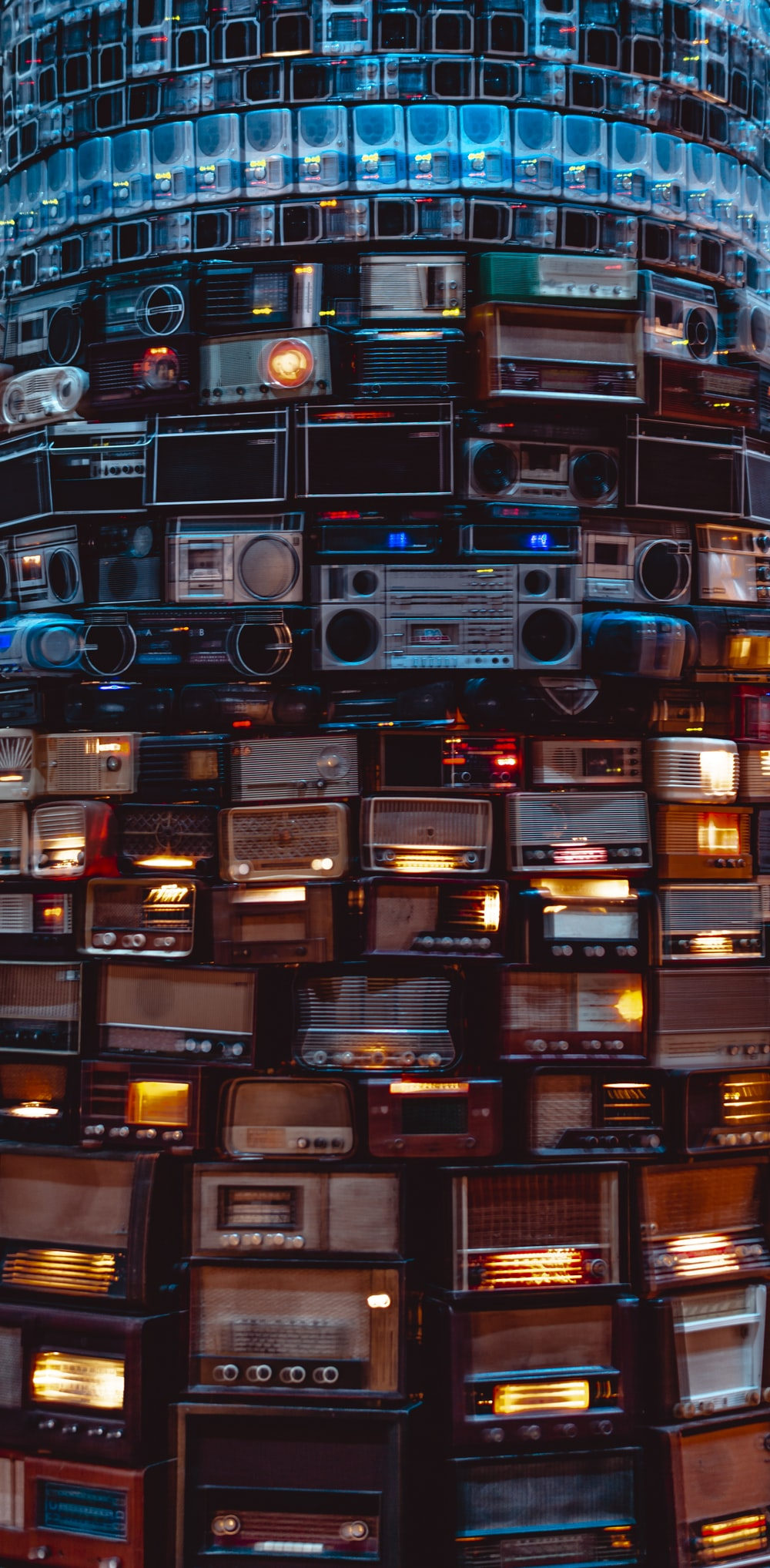 radio player lot