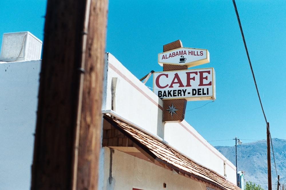 Alabama Hills Cafe Bakery