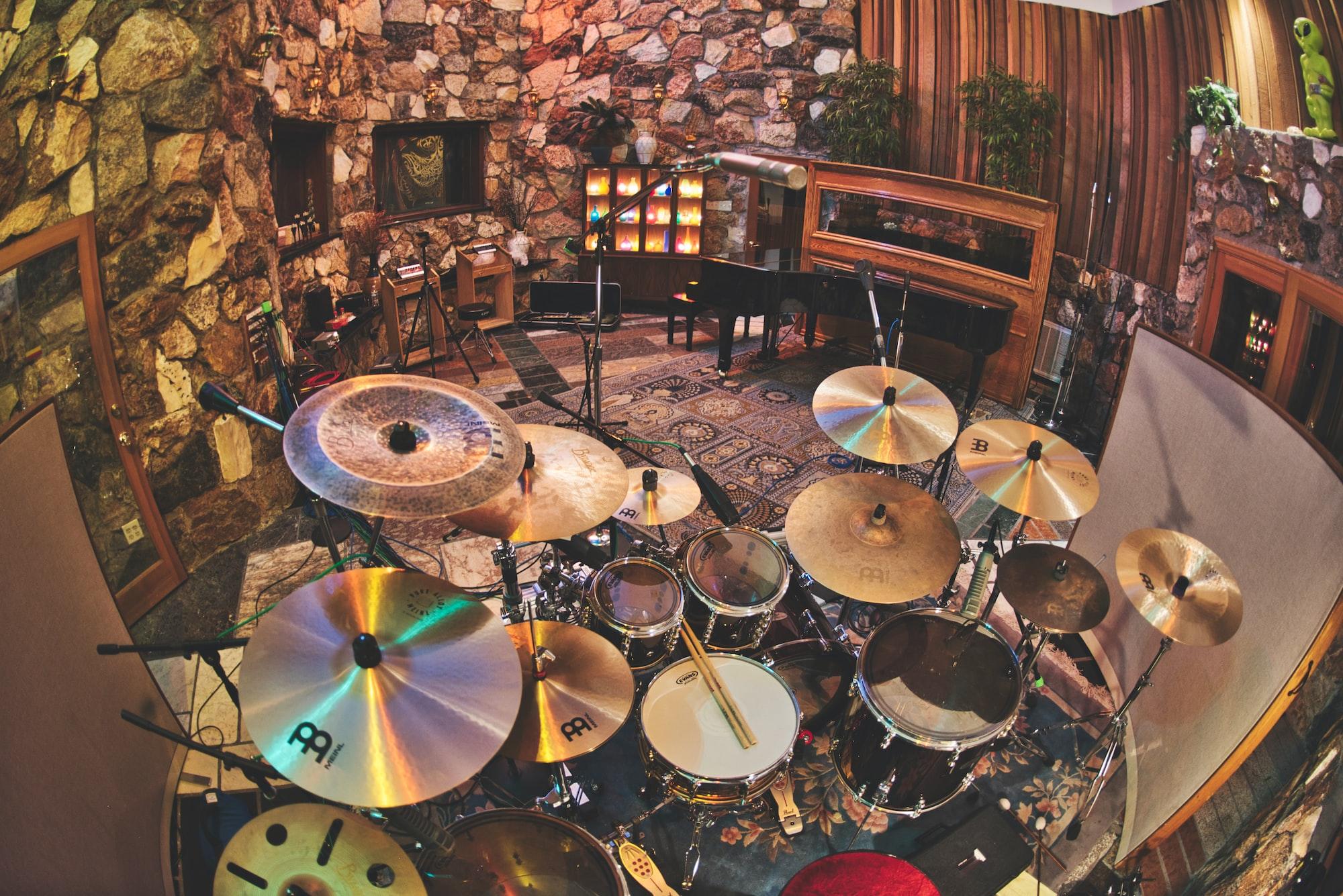 The Absent Light – Recording @ Robert Lang Studios