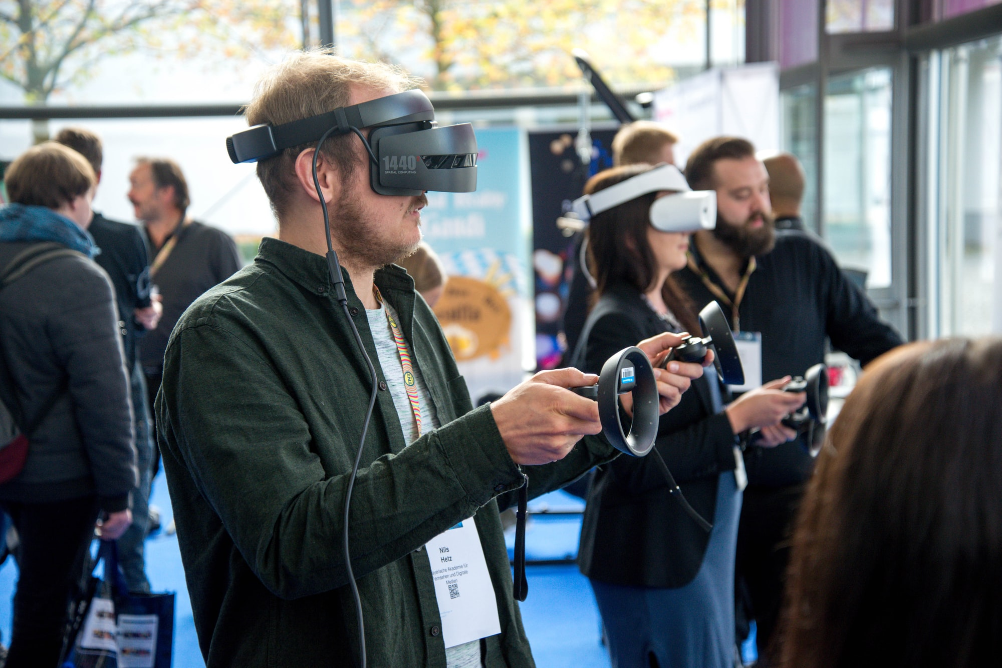 Marketing VR apps: lessons from Facebook's experiences