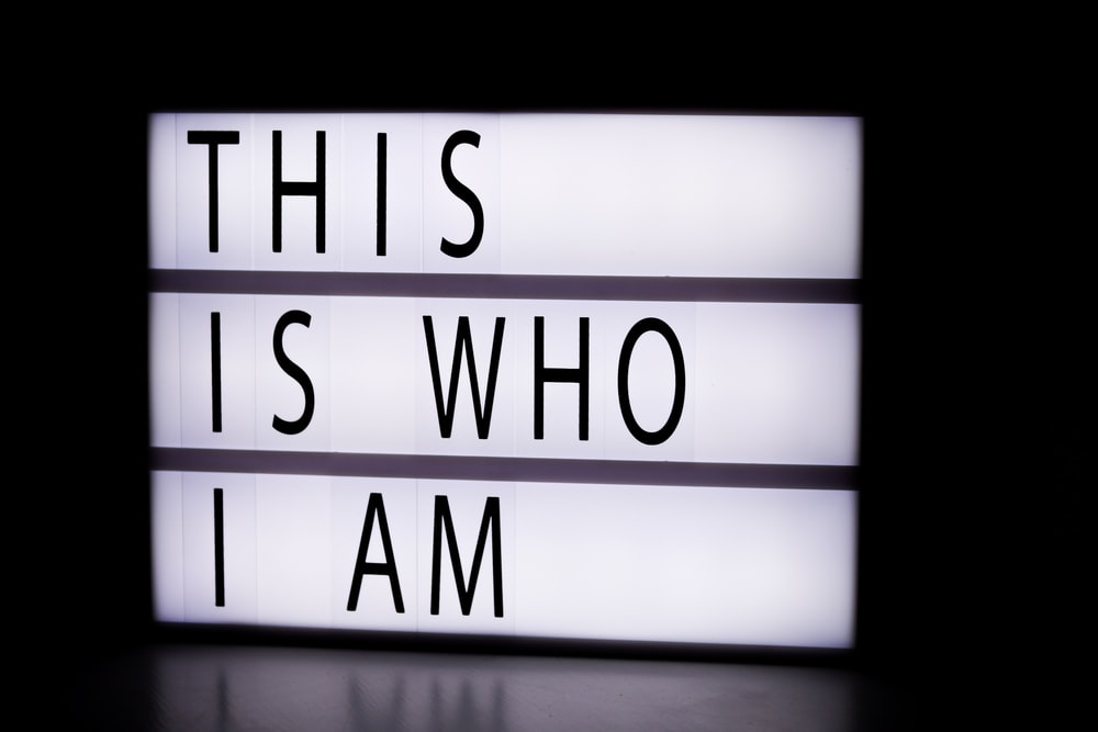 This is who I am