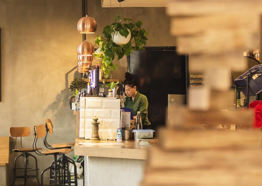Rustic Interior Woma-Louis Hansel - Restaurant Photographer