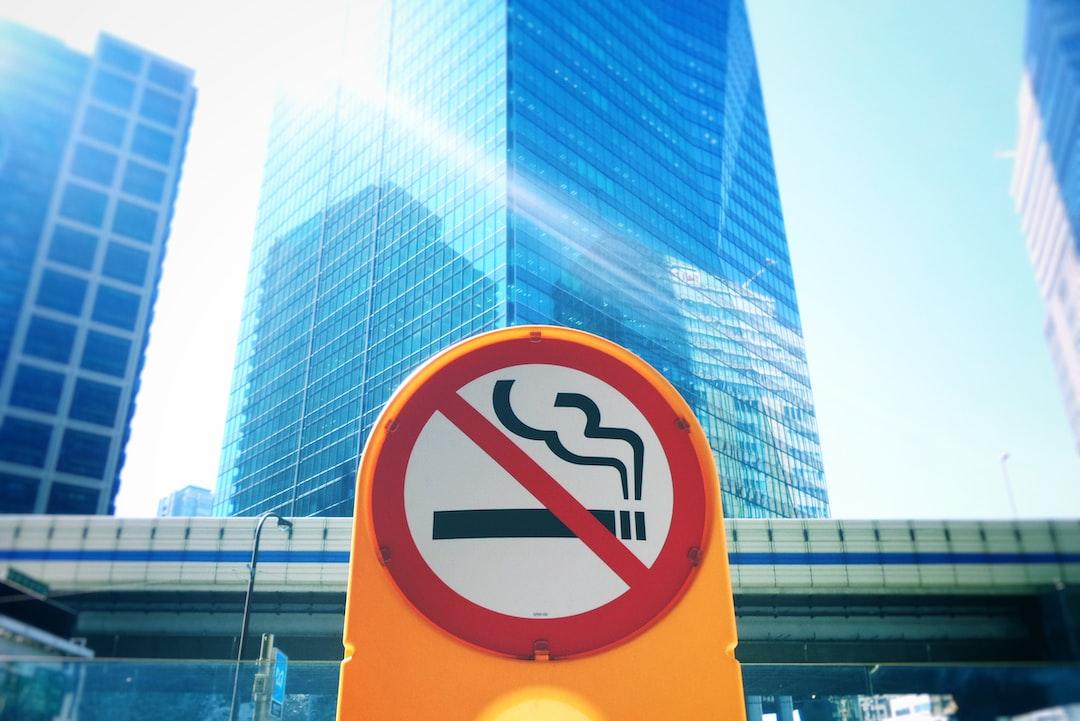 No Smoking City