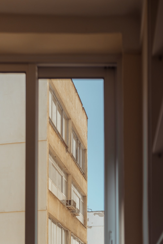 white building during daytime