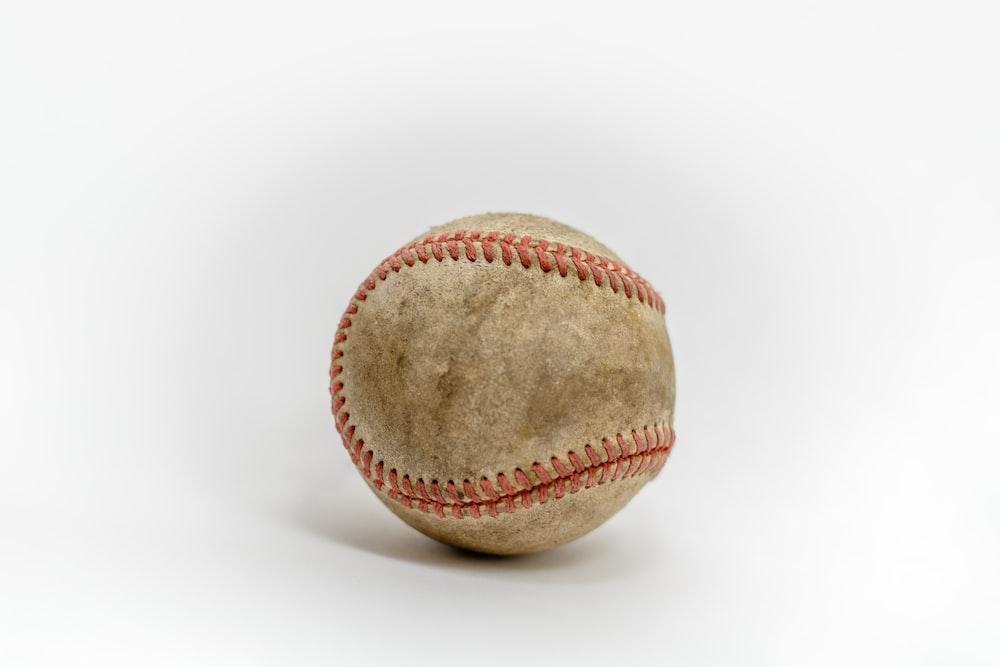brown baseball