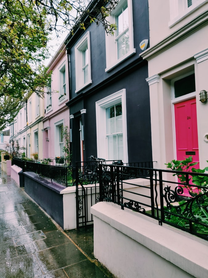 A snap of the Portobello road: Day trip in Notting Hill