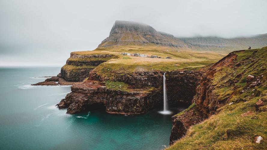 Viaje Islas Feroe - Gásaladur