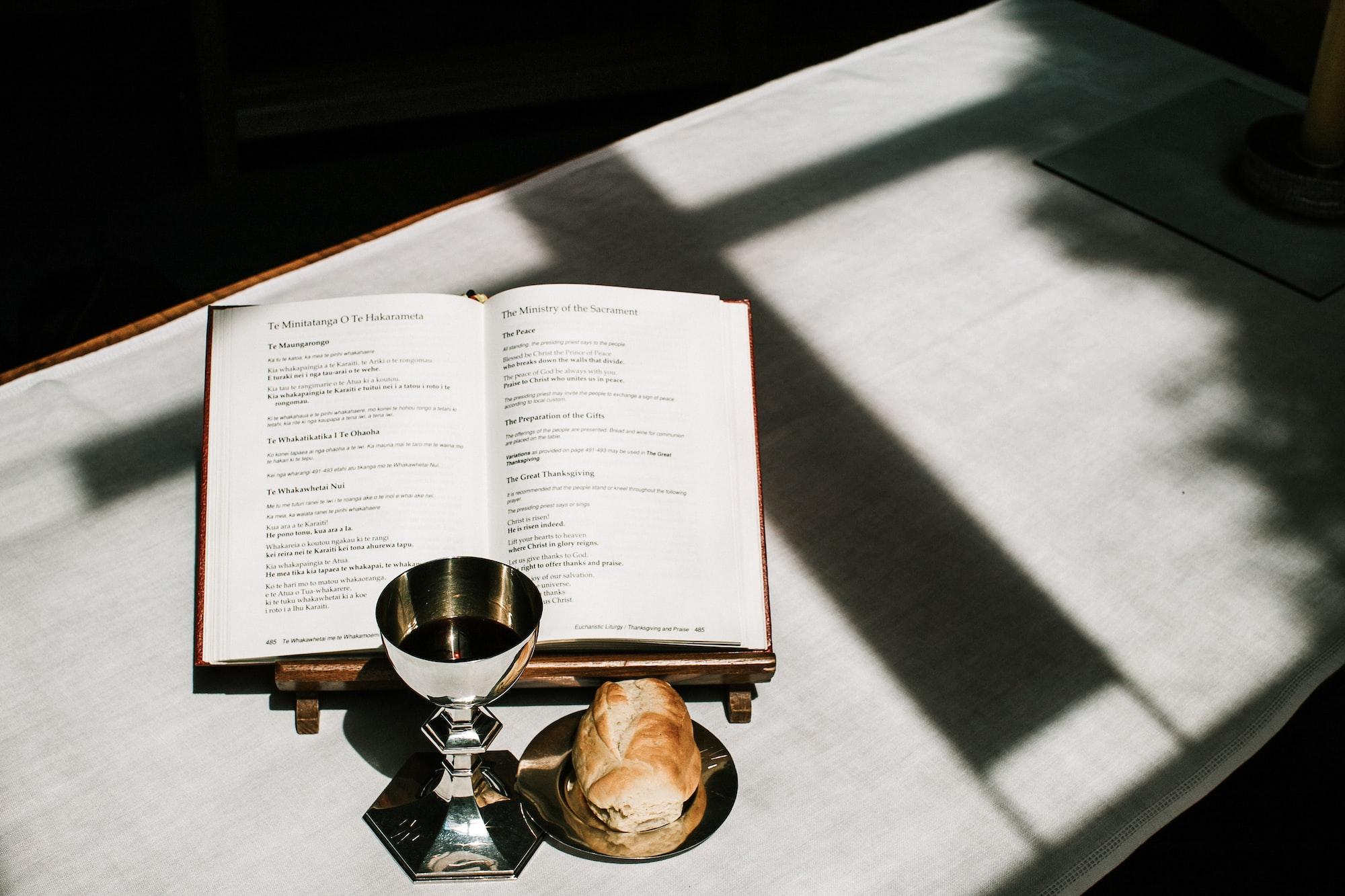 Thoughts From Pastor Gordon - September 2019