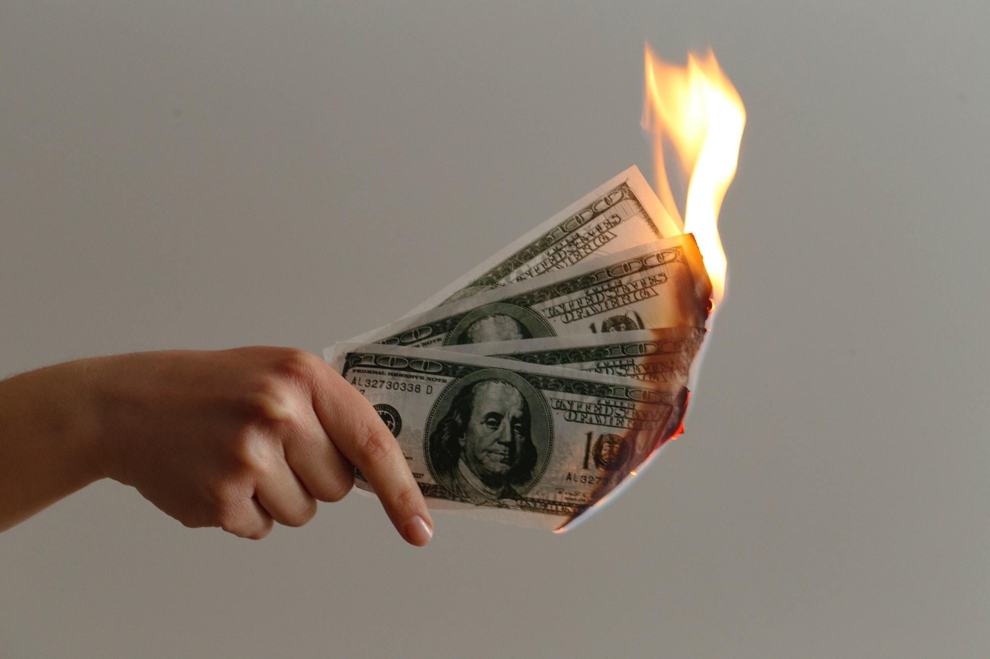 Cash is Corrupting COVID