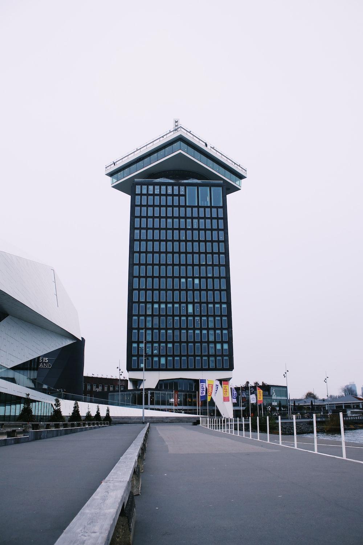 black concrete building during daytime