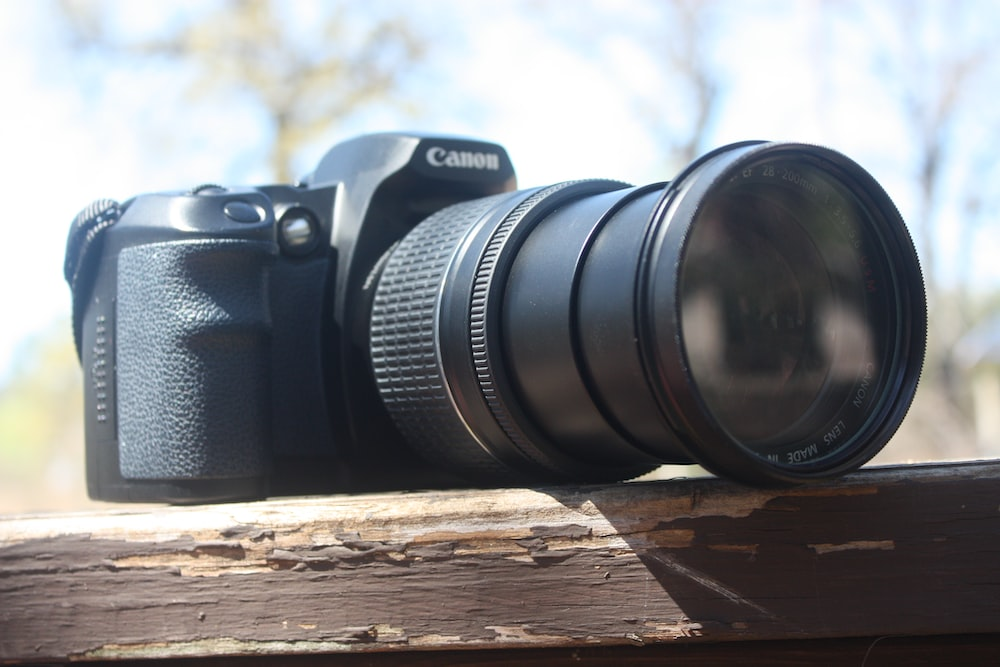 Classic Canon D60 Camera with beautif    | HD photo by