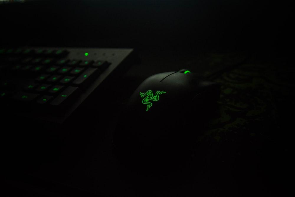 Razer gaming mouse