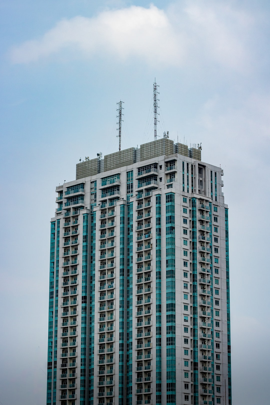 Trillium Apartment and office building in Jl Pemuda Surabaya